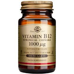 Vitamina B12 1000mcg 100tb (Cobalamina)