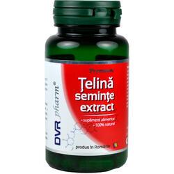 Telina Seminte Extract 60 Cps DVR PHARM