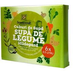 Cub De Supa Legume Hildegard Eco/Bio 6 Cuburi