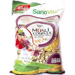 Complex Fulgi Cereale Stafide 500g SANOVITA