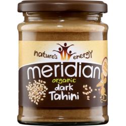Pasta de Tahini Dark Ecologic/Bio 270g MERIDIAN