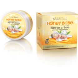Honey Babe - Crema Protectoare pentru Scutec cu Miere de Manuka 100g