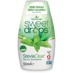 Sweet Drops - Indulcitor Cu Stevie 50ml SWEETLEAF