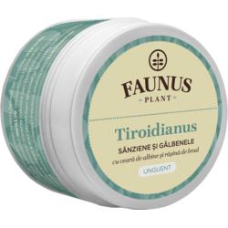 Unguent Tiroidianus(Sanziene si Galbenele) 50ml