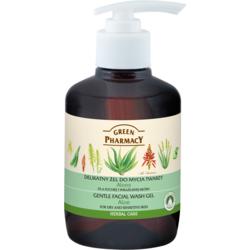 Gel Delicat de Curatare cu Extract de Aloe Vera pentru Ten Uscat si Sensibil 270ml