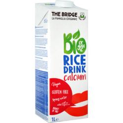 Lapte Vegetal (Bautura) din Orez cu Calciu 1L