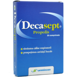 Decasept Propolis 20cpr