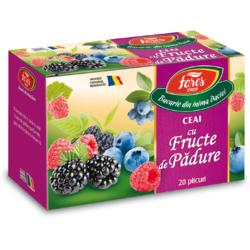 Ceai Aromfruct Fructe De Padure 20dz FARES