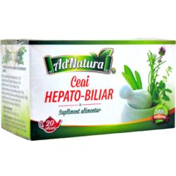 Ceai Hepato-Biliar 20dz ADNATURA